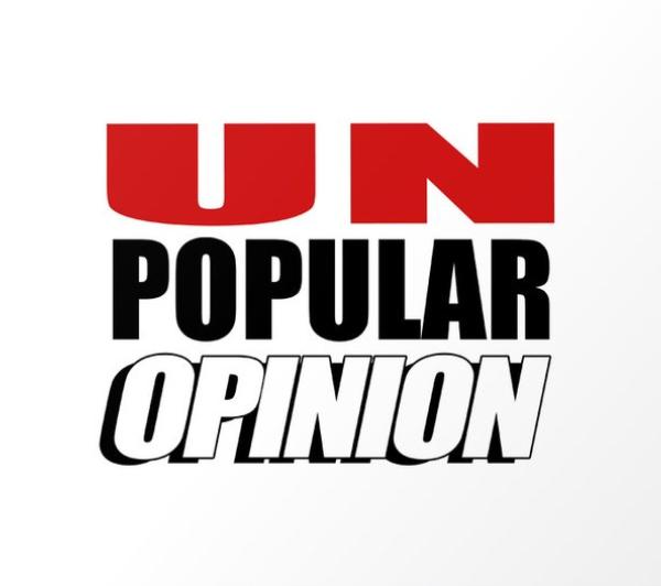 Unpopular opinion: